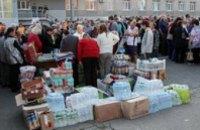 В Луганске состоялась продовольственная ярмарка (ФОТО)