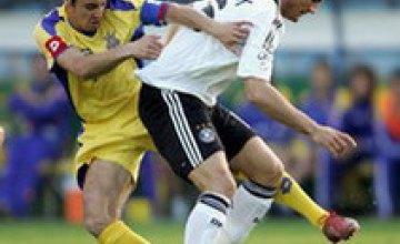 Молодежная сборная Украины по футболу уступила французским сверстникам со счетом 0:2