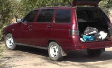 В Кривом Роге у шахтера украли автомобиль
