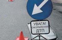 21 апреля в Днепропетровске пьяный водитель сбил женщину с младенцем