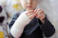 В Днепре годовалый малыш упал в костер: у ребенка 15% ожогов тела