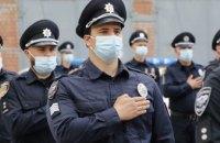 Криворізький підрозділ поліції відсвяткував 5-річчя: голова облради Микола Лукашук подякував правоохоронцям за службу