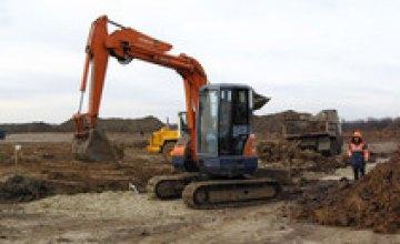 Новый полигон для твердых бытовых отходов появился в Днепропетровской области