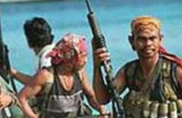 Пираты захватили судно с 4 украинцами на борту