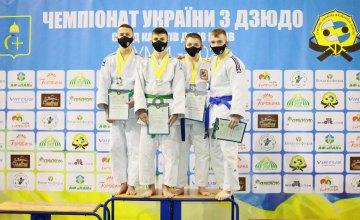 Дніпровські дзюдоїсти привезли 9 нагород зі змагань у Сумах