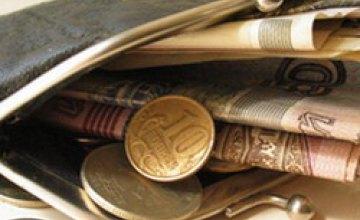 Индекс потребительских цен в Днепропетровской области вырос на 3% в 2008 году