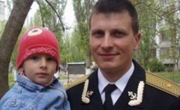 Застреленного русскими солдатами украинского офицера похоронят в пятницу в Бердянске