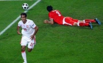Пенальти подарил надежду сборной Австрии