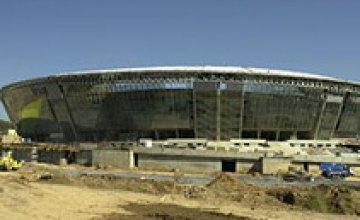 23 сентября Ринат Ахметов презентует стадион в Донецке
