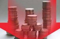 Украина - первая в мировом списке по тенденции падения фондового рынка