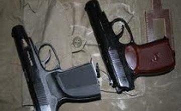 Криворожанин рикошетом прострелил себе шею из пневматического пистолета