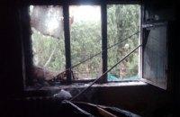 60% ожогов тела и верхних дыхательных путей: в Кривом Роге в результате пожара пострадал человек