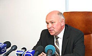 27 марта помещения Управления земельных ресурсов в Днепропетровске были опечатаны Транспортной прокуратурой