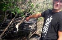 На Днепропетровщине 13-летний парень с другом угнали авто