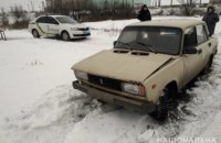 В Петропавловском районе мужчина угнал машину и скрывался в соседнем селе