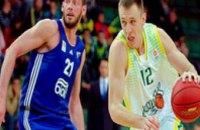 Украинский баскетбольный клуб впервые за два сезона выступит в еврокубке