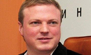 «Україна Майбутнього» выдвигает кандидатом в мэры Днепропетровска Святослава Олейника