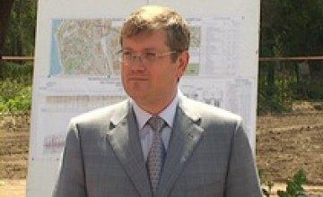 Днепропетровск вышел на европейский уровень по качеству асфальтоукладки, - Александр Вилкул