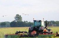 В Харьковской области тракторист случайно переехал иностранца