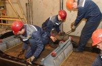В Днепре завершается обновление эскалатора на станции метро «Вокзальная»