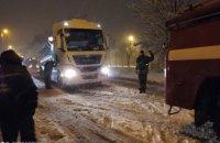 На автодорогах Днепропетровской области работает 55 единиц техники (ФОТОРЕПОРТАЖ)