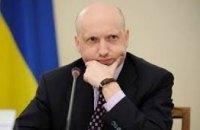 Турчинов попросил украинцев отказаться от российских почтовых сервисов