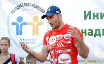 40-летний спортсмен из Днепра станет самым старшим участником Чемпионата мира по кикбоксингу в Италии