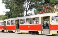 5 и 6 ноября в Днепре трамваи № 12 и № 16 будут ездить по новому маршруту