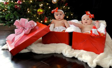 101 ребенок родился в Днепропетровской области на Новый год