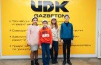 Корпорация «Алеф» запустила проект ALEF Kids: на заводе «UDK» прошла первая экскурсия для детей