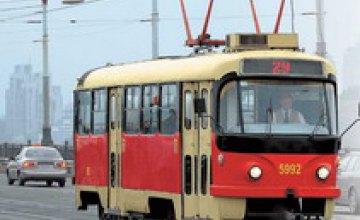 На выходных трамвай №9 изменит маршрут