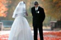 Количество браков в Днепропетровской области напрямую зависит от високосных лет и времени года