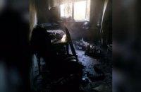 В Днепре в сгоревшей квартире нашли тело женщины