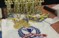 В Днепре при поддержке Фонда Вилкула прошел юношеский турнир по боксу «Кубок мира»