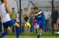 Футболисты «Днепра» забили испанцам 8 голов