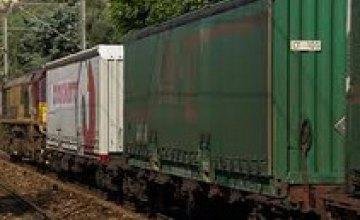 В Днепропетровске 46-летний местный житель разобрал вагон на металлолом