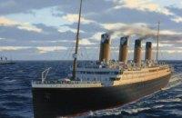 В Китае хотят воссоздать крушение «Титаника»