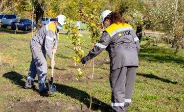 Озеленення 2020: промислові гіганти висаджують дерева в місті