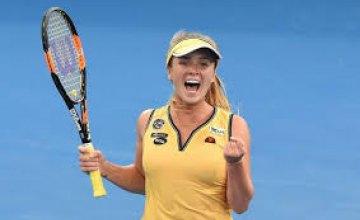 Украинская теннисистка стала 10 ракеткой мира среди женщин
