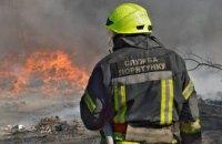 За прошедшую неделю на Днепропетровщине было ликвидировано 206 пожаров, - ГУ ГСЧС Украины в Днепропетровской области