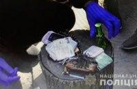 В Харькове задержали зэка - наркодиллера (ФОТО)