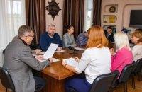 В Днепровском горсовете рассмотрели петицию жителей относительно отопления на Левом берегу