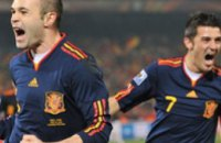 Последние путевки в плей-офф ЧМ-2010 завоевали Испания и Чили