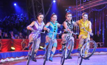 В Днепропетровске будут соревноваться циркачи-аматоры