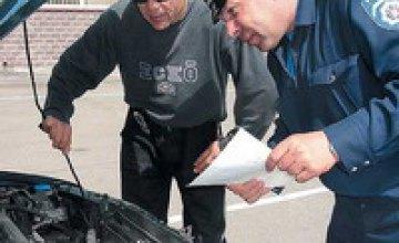ДПС зафиксировала 1025 нарушений правил дорожного движения водителями