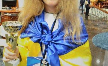 Днепровская спортсменка стала победительницей чемпионата Европы по шахматам