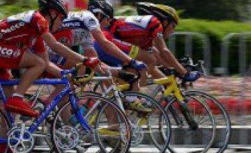 Велогонщики из Днепропетровска поедут на международную велогонку под Харьковом