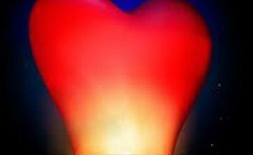 На Фестивальном причале днепропетровцы запустят в небо «Фонарики любви»