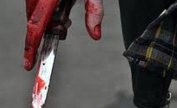 В Павлограде местный житель зарезал собутыльника и пытался покончить с собой
