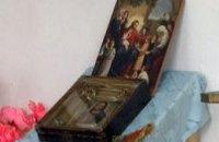 В Полтавской области задержали церковного вора